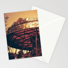Redscale Carousel Stationery Cards