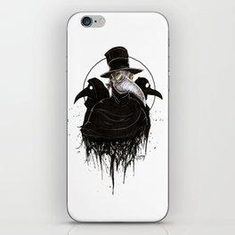Plague Doctors iPhone Skin
