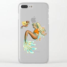 Stella Sirenix Clear iPhone Case