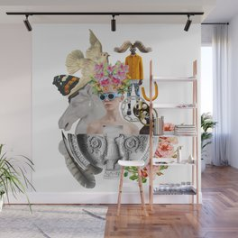Dreams by Lenka Laskoradova Wall Mural