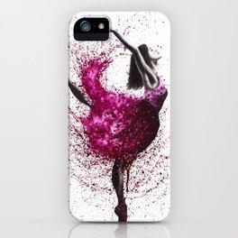 Ballet Wines iPhone Case