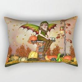 Harvest Sprite Rectangular Pillow