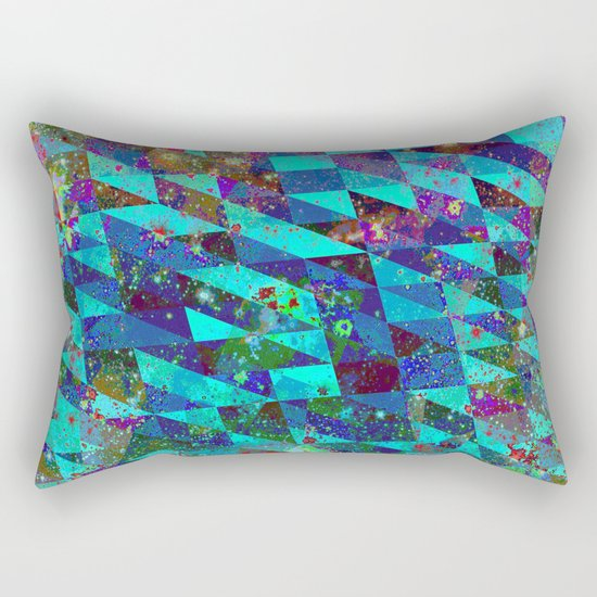 PATTERNISM Rectangular Pillow