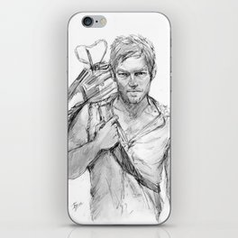 Dixon iPhone Skin