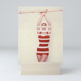 Sliced (2011) Mini Art Print