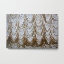 Hermitage Window Metal Print