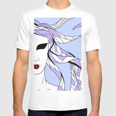 Elements - Air Mens Fitted Tee White SMALL