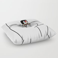 R & R Kintaro -remake version- Floor Pillow