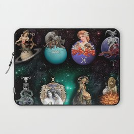 ZODIAC SIGNS Laptop Sleeve