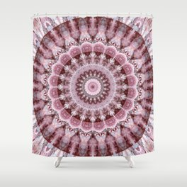 Mandala indian wedding Shower Curtain