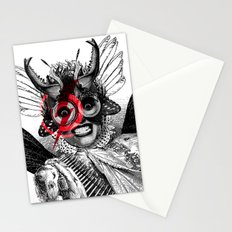 The Baroness Stationery Cards
