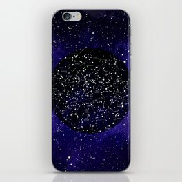 Celestial Map - Northern Hemisphere  iPhone Skin