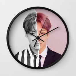 Jungkook Wall Clock