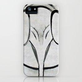 Elephant - Digital Remastered Edition iPhone Case