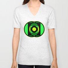 The Lantern's Glow Unisex V-Neck