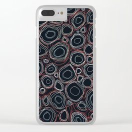 LOOPS Clear iPhone Case