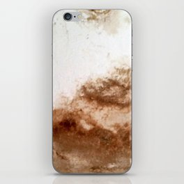 Abstract Shades of Brown iPhone Skin