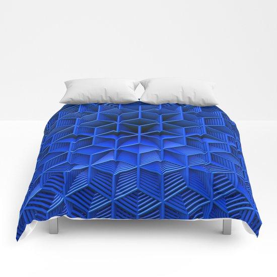 It's Blue Comforters