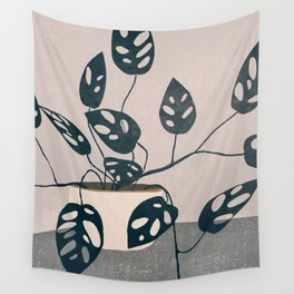 Plant 10 Wall Tapestry