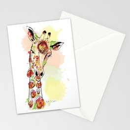 Giraswirl Stationery Cards