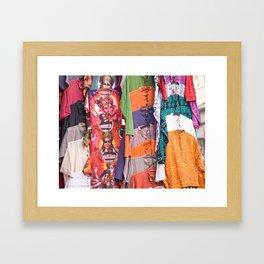 India New Delhi Paharganj 5578 Framed Art Print