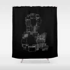 AMPersand Shower Curtain