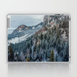 Forest - Bavarian alps Laptop & iPad Skin
