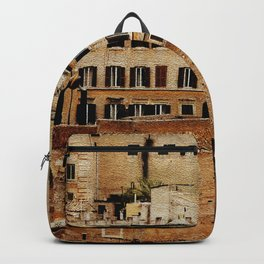 Overlapped Cities Backpack
