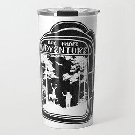 One More Adventure Travel Mug