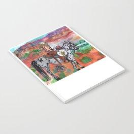 Annie Oakley Notebook