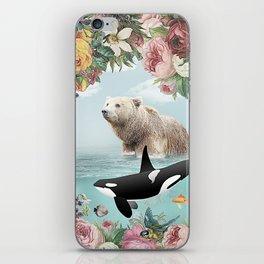 Seaing is Believing iPhone Skin