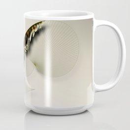 Butterfly Abstract Coffee Mug