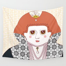 Queen Elizabeth I Wall Tapestry