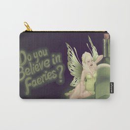 The Green Faery Carry-All Pouch