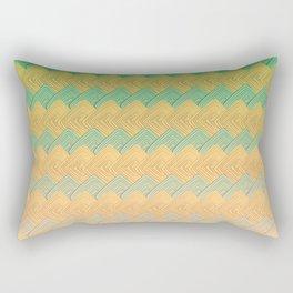 Paranoia Pattern Rectangular Pillow