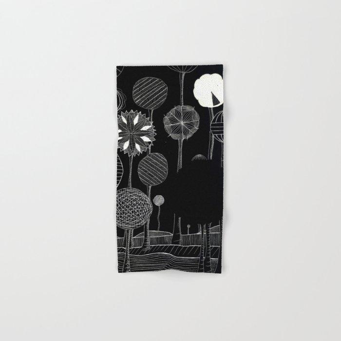 Black Forest Hand & Bath Towel