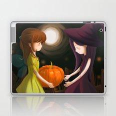 Pumpkin Girls Laptop & iPad Skin