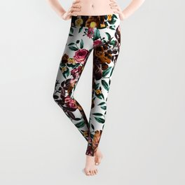Autumn winds Leggings