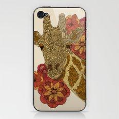 The Giraffe iPhone & iPod Skin