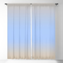 Baby Blue Blackout Curtain