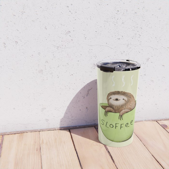 Sloffee Travel Mug