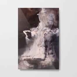 DEPTH Metal Print