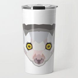 Aye Aye Lemur Travel Mug