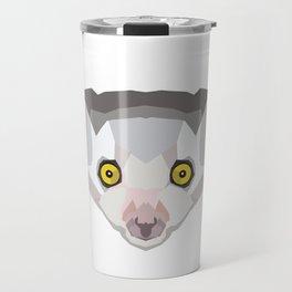 Aye Aye Lemur Travel Mug