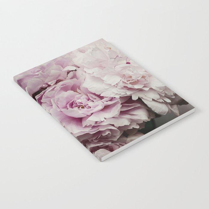 Pink Peony Notebook