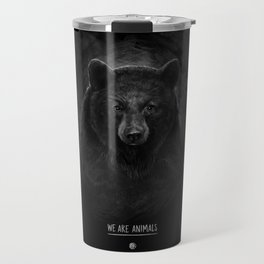 We Are Animals Travel Mug