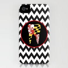 Chevron Tooth Slim Case iPhone (4, 4s)