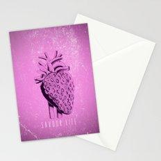 savour life ! Stationery Cards