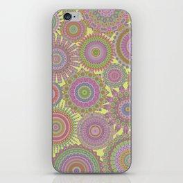 Millefiori Karma-Fairytale colorway iPhone Skin