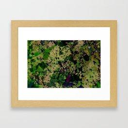 Greenes Framed Art Print
